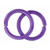 Neo Jumpring - 6.5mm Purple 23ga (Aprx 220pcs) 100g